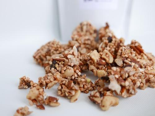 Granola cru active Happy Crulture acheter