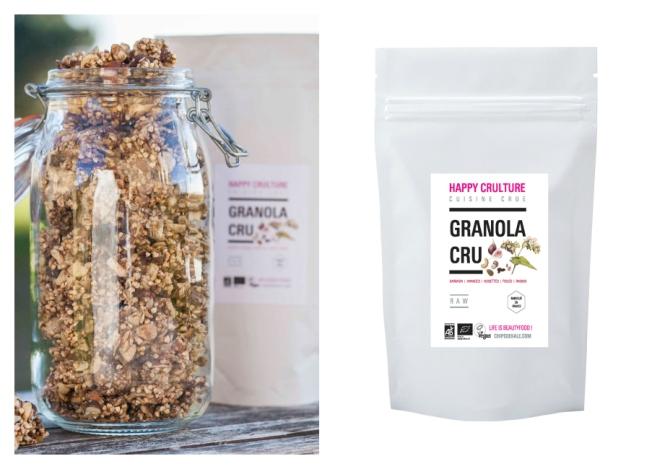 Granola boutique HC