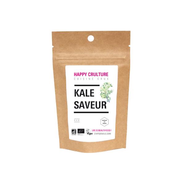 happycrulture kale saveur